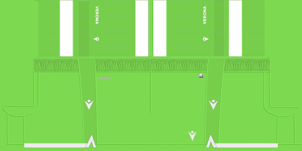 Hellas Verona GK Shorts Kits Hellas Verona 2019 2020