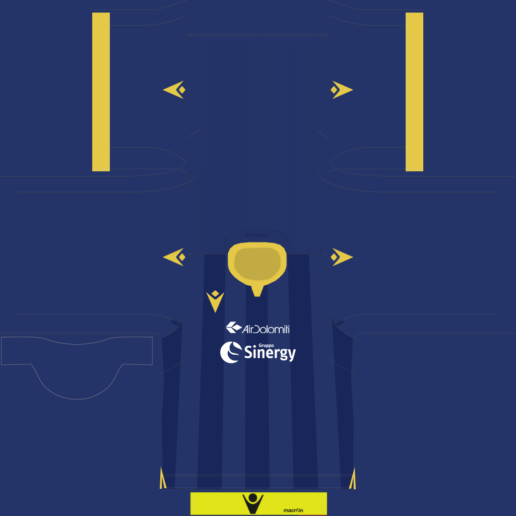 Hellas Verona Home Kit Kits Hellas Verona 2019 2020