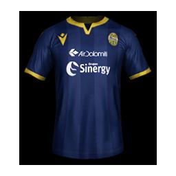 Hellas Verona Home MiniKit Kits Hellas Verona 2019 2020