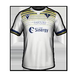 Hellas Verona Third MiniKit Kits Hellas Verona 2019 2020