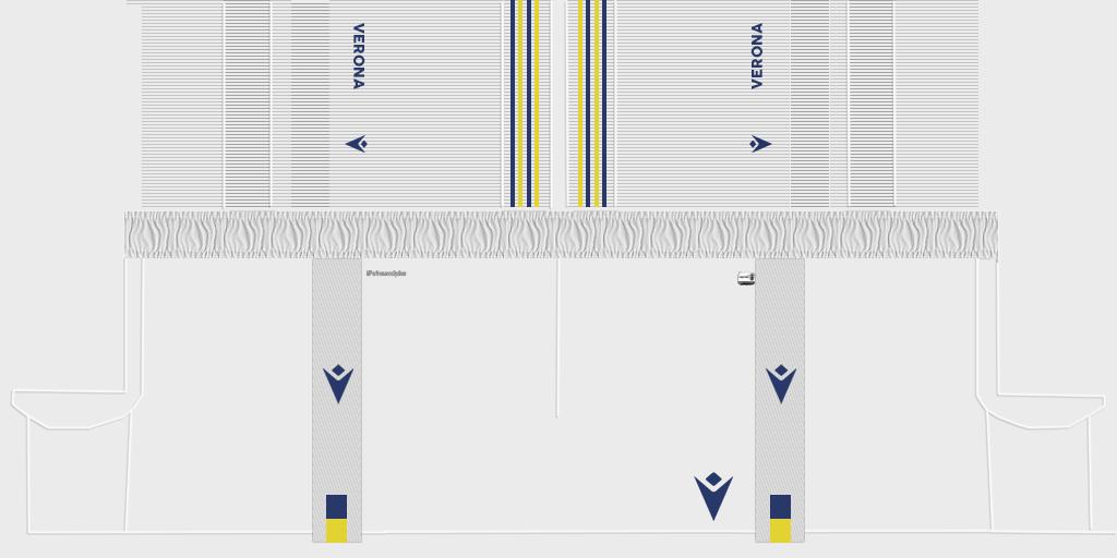 Hellas Verona Third Shorts Kits Hellas Verona 2019 2020