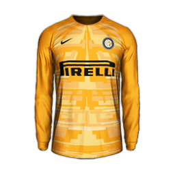Inter Milan GK Away MiniKit Kits Inter Milan 2019 2020 Updated