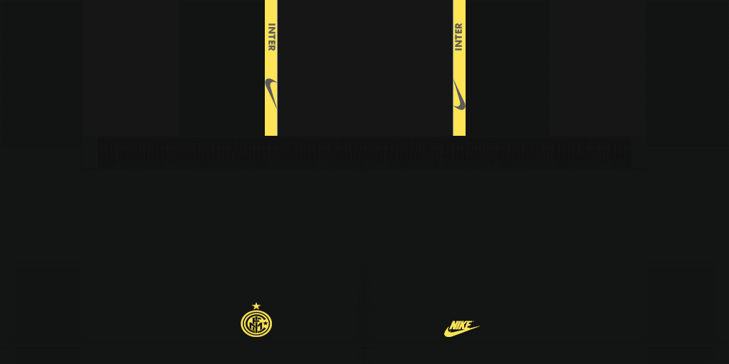 Inter Milan Third Shorts Kits Inter Milan 2019 2020 Updated