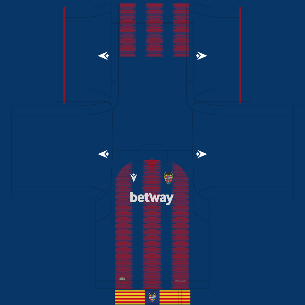 Levante Home Kit Kits Levante 2019 2020