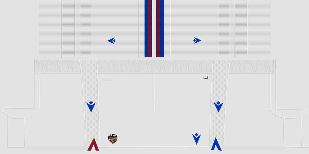 Levante Third Shorts Kits Levante 2019 2020