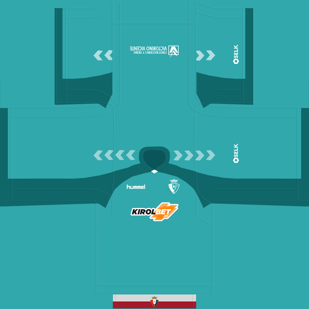 Osasuna Away Kit Kits Osasuna 2019 2020