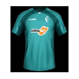 Osasuna Away MiniKit Kits Osasuna 2019 2020