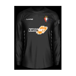 Osasuna GK MiniKit Kits Osasuna 2019 2020