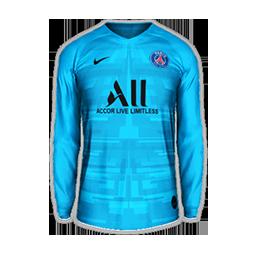 PSG Away GK MiniKit Kits PSG 2019 2020