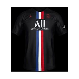 PSG Fourth MiniKit Kits PSG 2019 2020