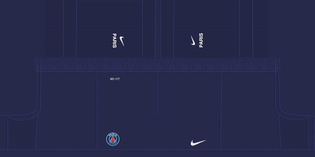 PSG Home Shorts Kits PSG 2019 2020