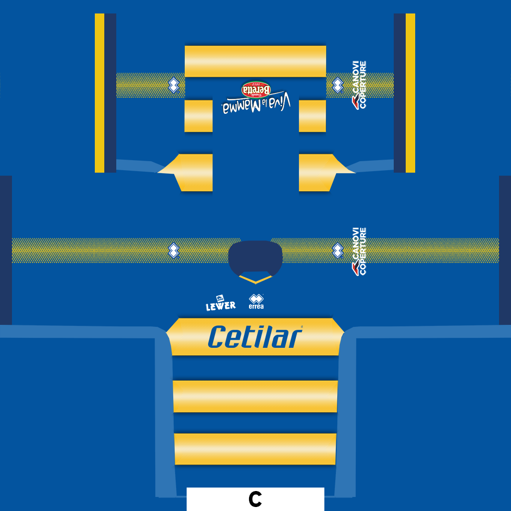 Parma Away Kit Kits Parma 2019 2020