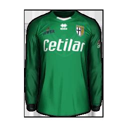 Parma GK Home MiniKit Kits Parma 2019 2020