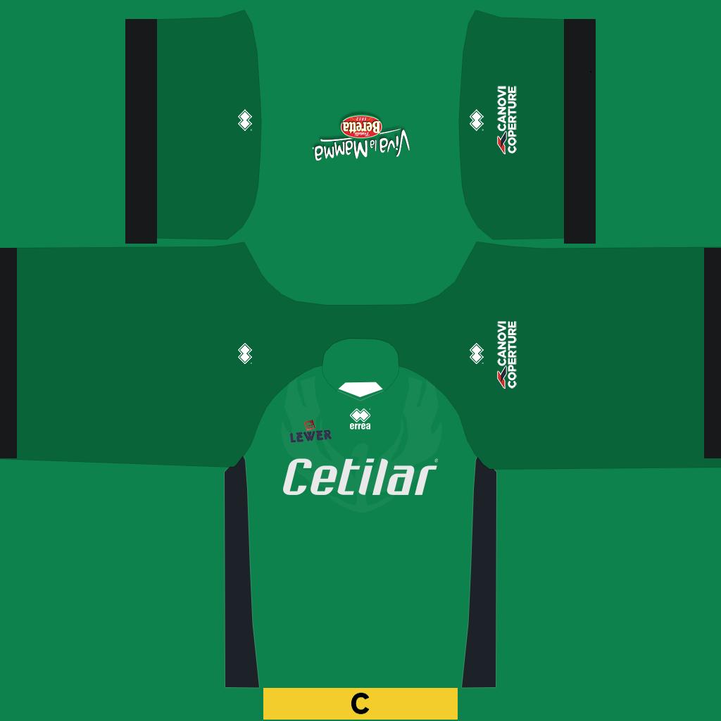 Parma GK Kit Kits Parma 2019 2020