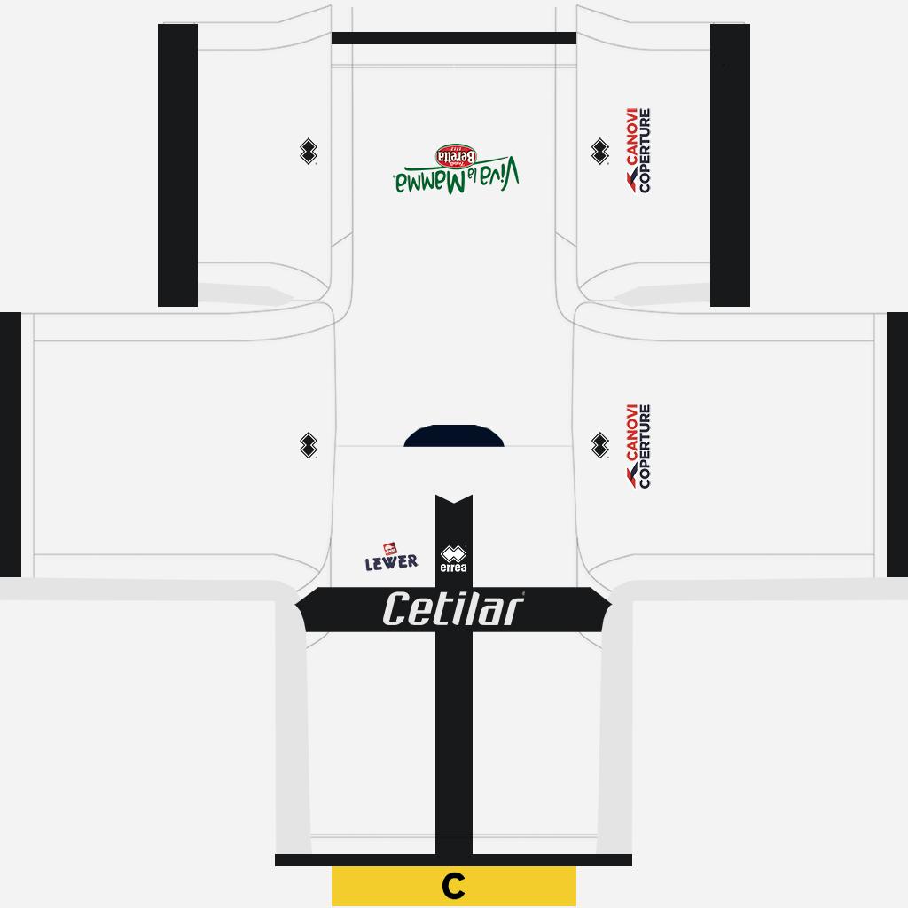 Kits | Parma | 2019/2020