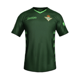 Real Betis Away GK MiniKit Kits Real Betis 2019 2020