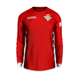 Real Betis Home GK MiniKit Kits Real Betis 2019 2020