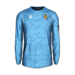 Real Sociedad GK Away MiniKit Kits Real Sociedad 2019 2020