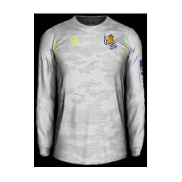 Real Sociedad GK Home MiniKit Kits Real Sociedad 2019 2020