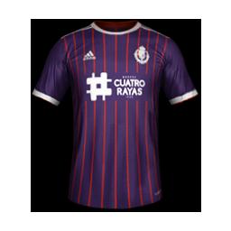 Real Valladolid Away MiniKit Kits Real Valladolid 2019 2020