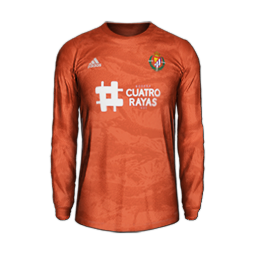Real Valladolid Goalkeeper Away MiniKit Kits Real Valladolid 2019 2020