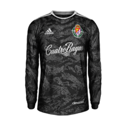 Real Valladolid Goalkeeper Home MiniKit Kits Real Valladolid 2019 2020