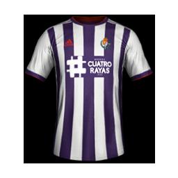 Real Valladolid Home MiniKit Kits Real Valladolid 2019 2020