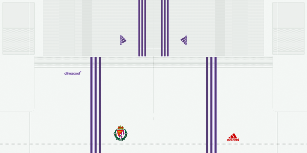 Real Valladolid Home Shorts Kits Real Valladolid 2019 2020