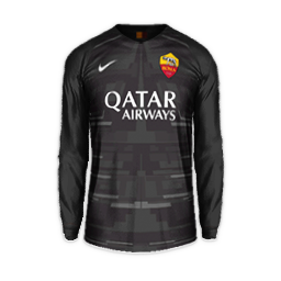 Roma GK Away Minikit Kits Roma 2019 2020