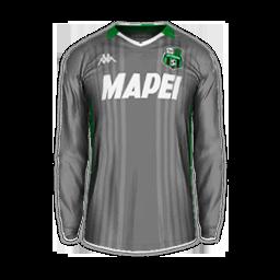 Sassuolo GK Away Minikit Kits Sassuolo 2019 2020