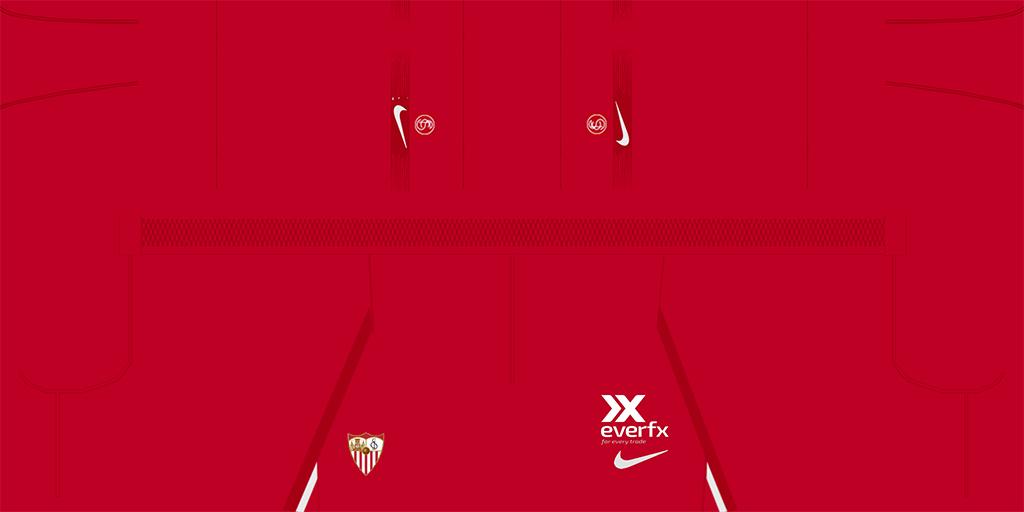 Sevilla Away Shorts Kits Sevilla 2019 2020