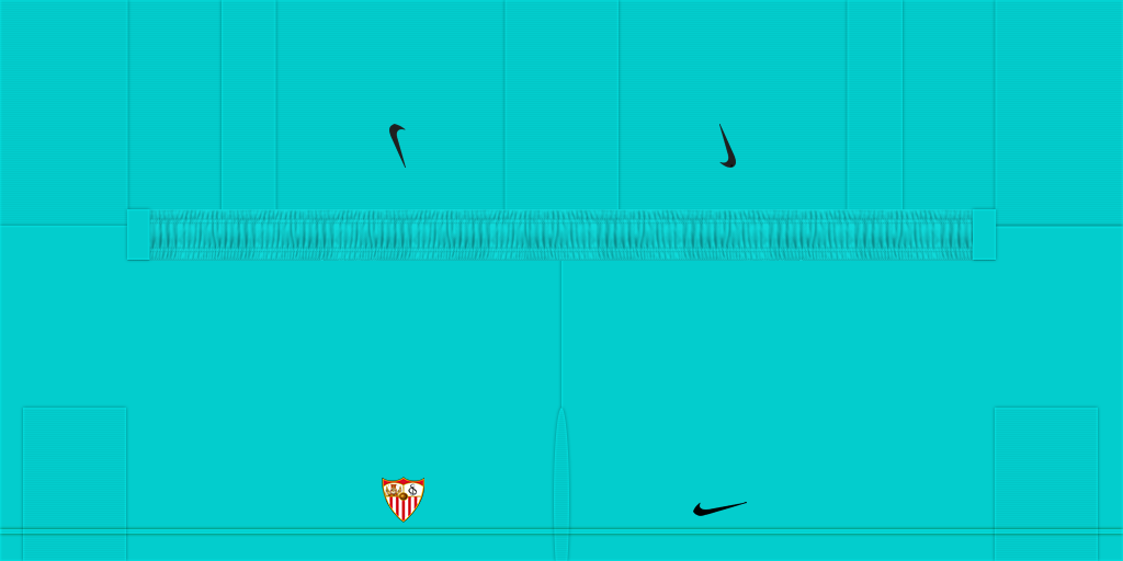 Sevilla GK Away Shorts Kits Sevilla 2019 2020