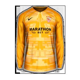 Sevilla GK Home Minikit Kits Sevilla 2019 2020