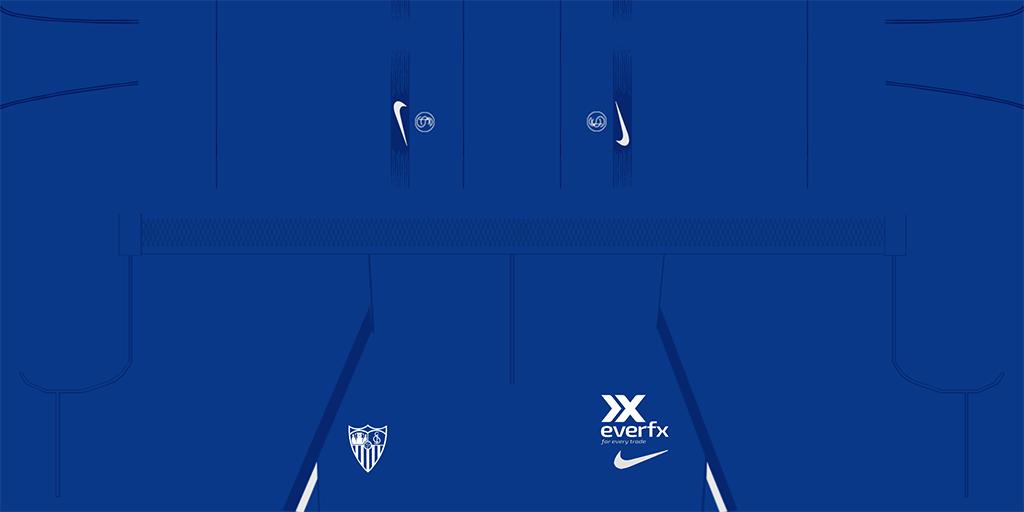 Sevilla Third Shorts Kits Sevilla 2019 2020