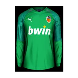 Valencia GK MiniKit Kits Valencia 2019 2020
