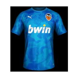 Valencia Third MiniKit Kits Valencia 2019 2020