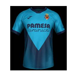 Villarreal Third MiniKit Kits Villarreal 2019 2020