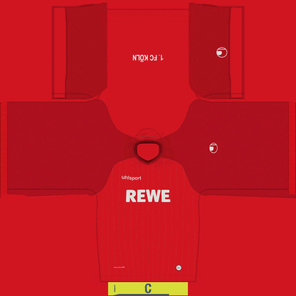 19/20 - 1. Köln FIFAMoro Kits FC – 16 - FIFA –