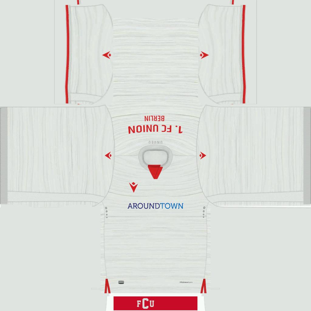 1 FC Union Berlin Away Kits Kits 8211 1 FC Union Berlin 8211 19 20