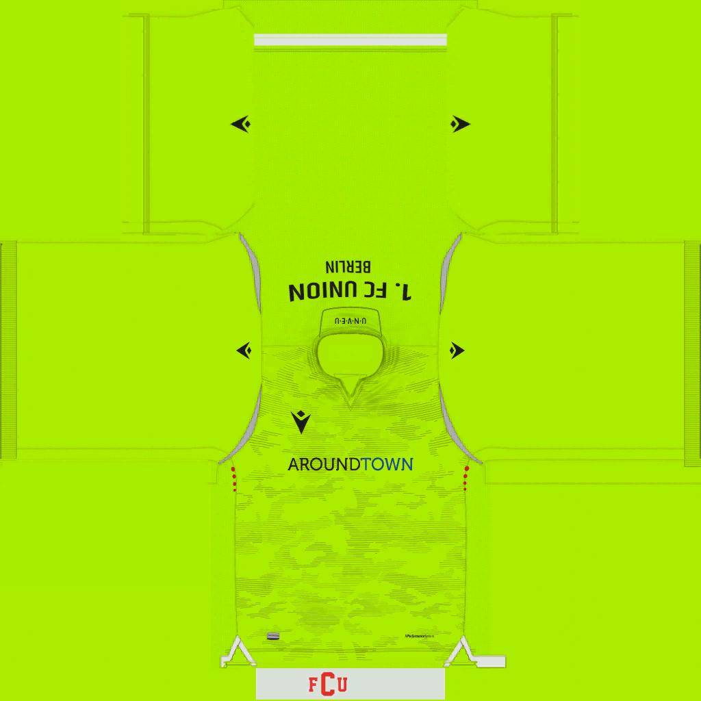 1 FC Union Berlin GK Kits Kits 8211 1 FC Union Berlin 8211 19 20