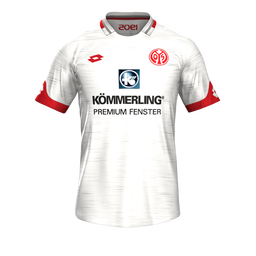1 FSV Mainz 05 Away MiniKits Kits 8211 1 FSV Mainz 05 8211 19 20