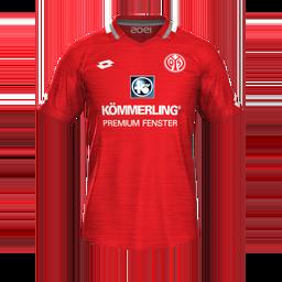 1 FSV Mainz 05 Home MiniKits Kits 8211 1 FSV Mainz 05 8211 19 20