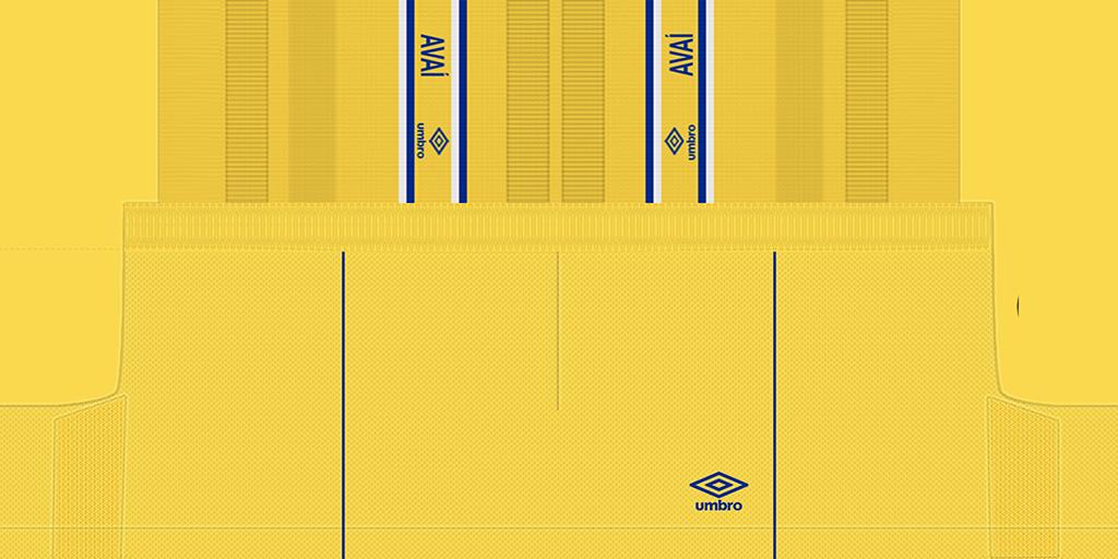 Ava GK Home Shorts Kits Ava 2019 2020