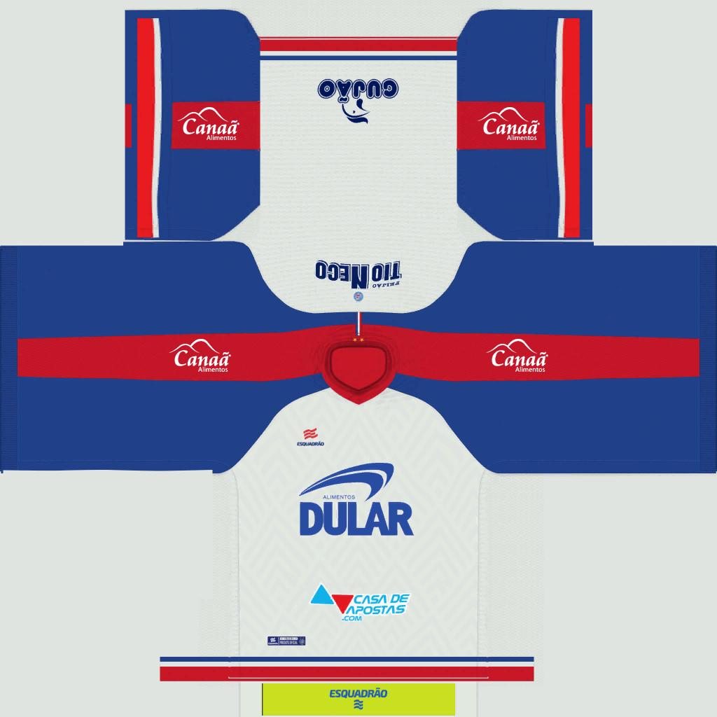 Bahia Away Kits Kits Bahia 2019 2020