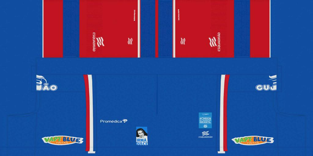 Bahia Home Shorts Kits Bahia 2019 2020