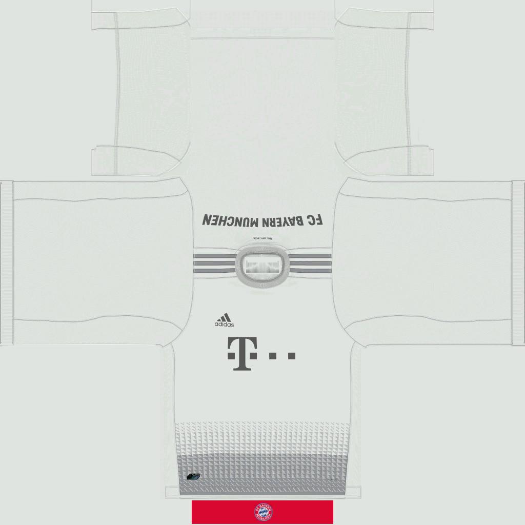 Bayern Munich Away Kit Kits 8211 Bayern Munich 8211 19 20