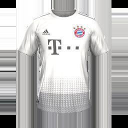 Bayern Munich Away MiniKit Kits 8211 Bayern Munich 8211 19 20