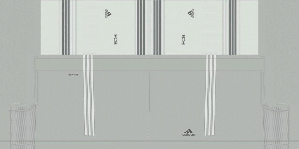 Bayern Munich Away Shorts Kits 8211 Bayern Munich 8211 19 20