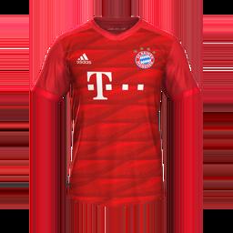 Bayern Munich Home MiniKit Kits 8211 Bayern Munich 8211 19 20
