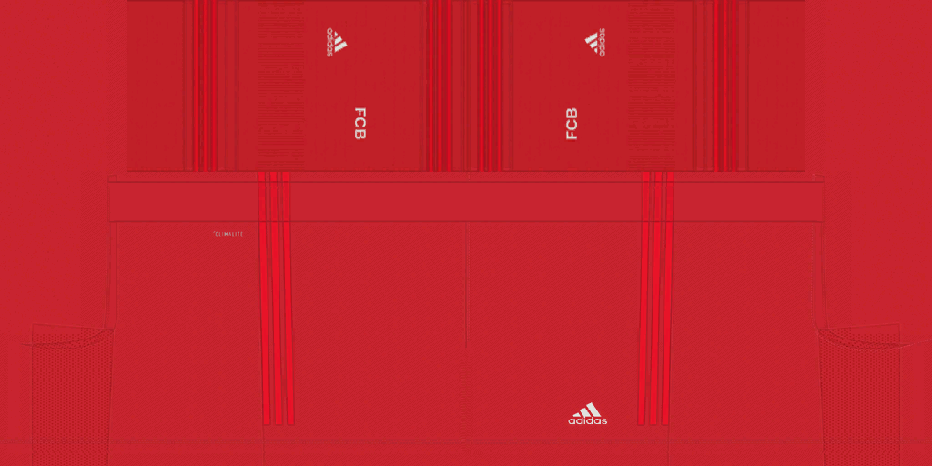 Bayern Munich Home Shorts Kits 8211 Bayern Munich 8211 19 20